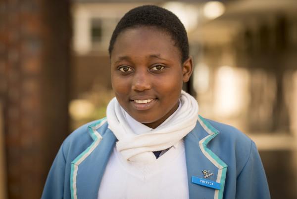 Audrey from Zimbabwe